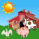 Farmland Puzzle for kids by DTN Studio