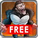 Jumping Angry Ape by Geek Thinkers