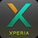 NANO - Xperia™ Theme by scapemode
