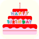 Happy Birthday Greeting Cards by Photon Thrills