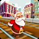 Santa Claus Gold Run for Christmas Gifts by Run Rush Games