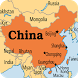 China Map,Cities,Roads,Airport by Android Widgets