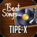Tipe-X Koleksi Lagu Indonesia Terpopuler Lengkap by Obaradroid