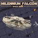 Starship Wars : Millennium Falcon