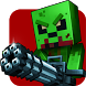 Zombie Break+Skins 4 Minecraft by Shooting multiplayer 3D games for free