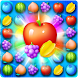 Candied Fruit Match-3 Puzzle Game by World Gamedev