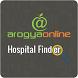 Hospital Finder by ArogyaOnline Healthcare
