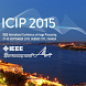 ICIP 2015 by EventMobi