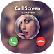 PIP i Call Screen OS11 Phone 8 Style Dialer App by GameWiz & Lock screen Security