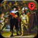 Puzzle Puzzlix: Rembrandt by LERGORION Corp.
