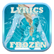 Frozen lyrics ost musics by wkoBnTe