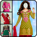Women Salwar Photo Suit by Video Maker & Photo Video Editor