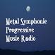 Metal Symphonic Progressive Music Radio by MusicRadioApp