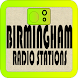 Birmingham Radio Stations by Tom Wilson Dev