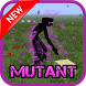 Mutant MODS For MCPE, by ratikan Dev