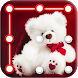 Teddy Bear Pattern Lock Screen by freedomapplock