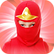 Ninja Head Photo Stickers by Fun & Free Photo Editor for Kids