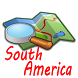 South America Map by Stvic46 Apps