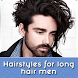 Hairstyle for Men longhair videos by Art Learning Studio