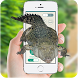 Crocodiles attack on screen prank by CherryByt