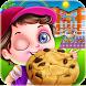 Cookies Factory - cookies games for girls
