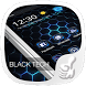 Black Technology Cool Theme by Barnabas