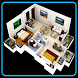 Home Plan 3D Designs Interior Home Planner Gallery by Ocean Grampus Apps