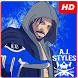 A.J. Styles Wallpaper by Squad Wallpaper