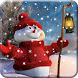 Christmas Snow Live Wallpaper by Live wallpaper HD