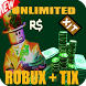 free Robux For Roblox Cheats Prank