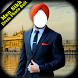 Men Sikh Dress Photo Suit by Aim Entertainments