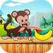 monkey games: Baboon bananas by EwiGames