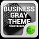 GOKeyboard Business Gray Theme by GOMO Dev Team
