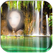 Waterfall Photo Frame by KETIAPP