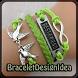 Personalize Bracelet Designs by Ellen Mileham