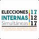 Resultados Internas 2017 Paraguay