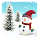 Snowman Live Wallpaper by Live Wallpapers Ultra