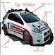 Car Sticker Design by deigo.soft