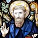 Santo Benito de Nursia by Jacm Apps
