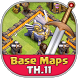 Base Maps TH11 COC by Joojle