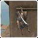 Tower Ninja Assassin Warrior by White Code