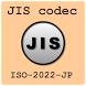 JIS codec by sweet_baked_pie