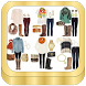New Pureple Outfit Planner by azstudio