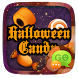 (FREE) GO SMS HALLOWEEN CANDY THEME by ZT.art