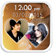 Couple Photo Lock Screen by Red Bird Apps