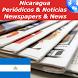 Nicaragua Newspapers by siyarox