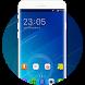 Theme for Samsung Galaxy A8 Wallpaper