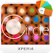 Xperia™ Theme - Circle by The X-Themer
