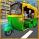 Tuk Tuk Rickshaw Rush Drive 3D by MegaByte Studios - 3D Shooting & Simulation Games