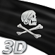 Pirate Flags Live Wallpaper 3D by Mummy Apps